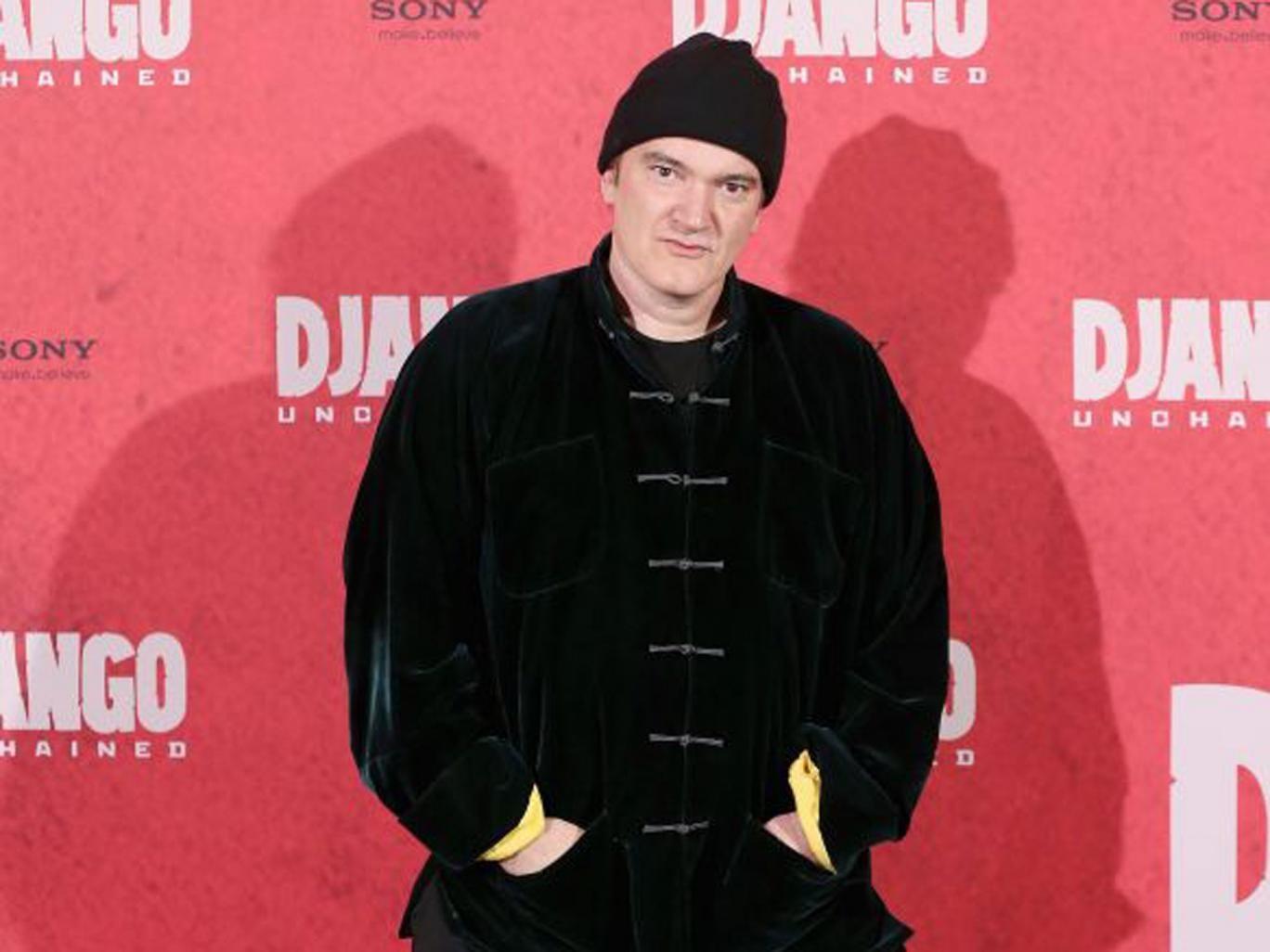 Quentin Tarantino, director