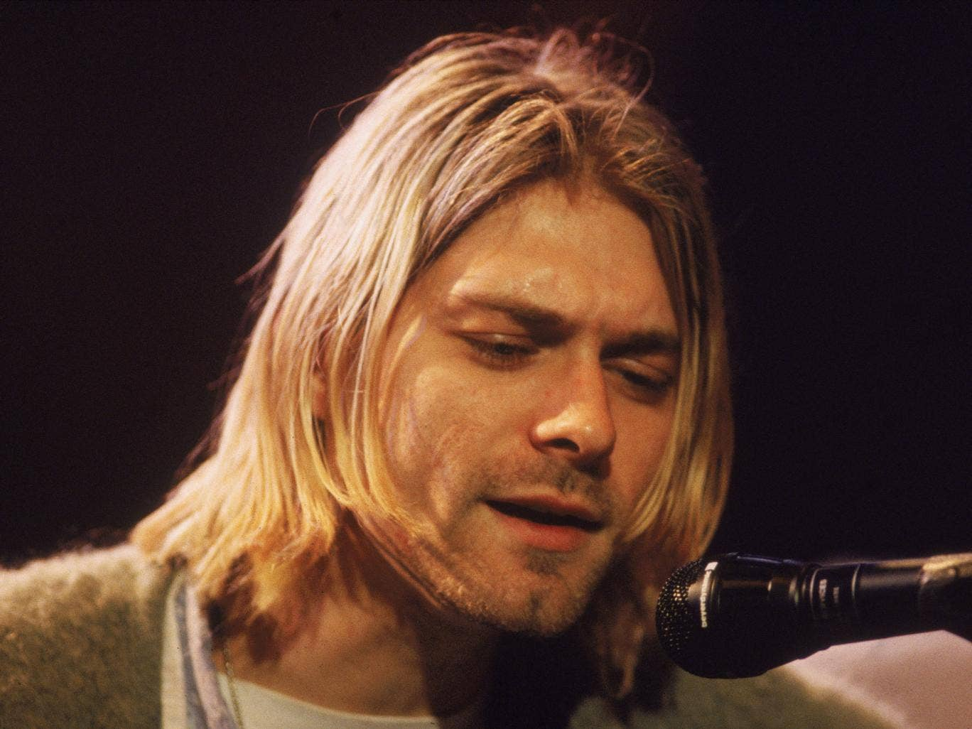 Strum as you are: Kurt Cobain