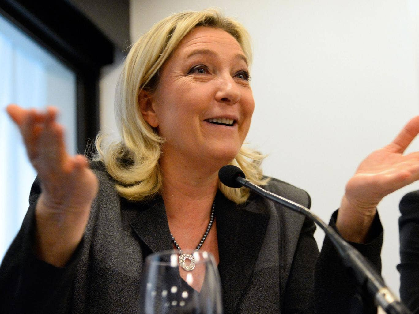 Marine Le Pen is facing the prospect of disappointing results in local elections in March