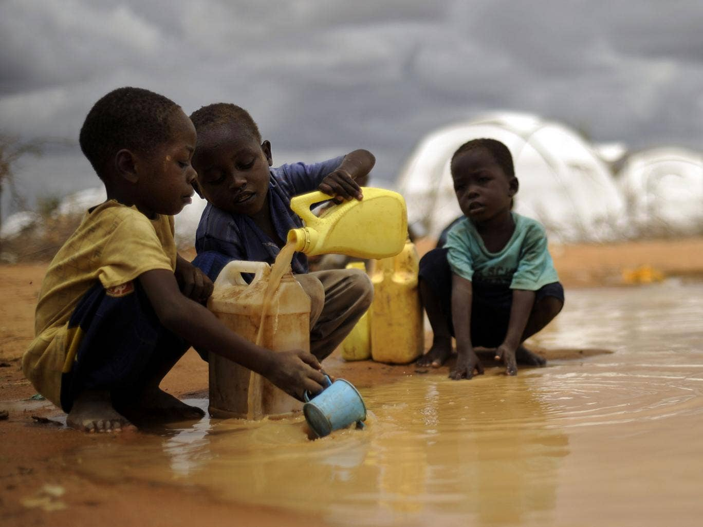 Liquid assets: GiveDirectly has transferred about $6.3m to 6,000 households in Africa