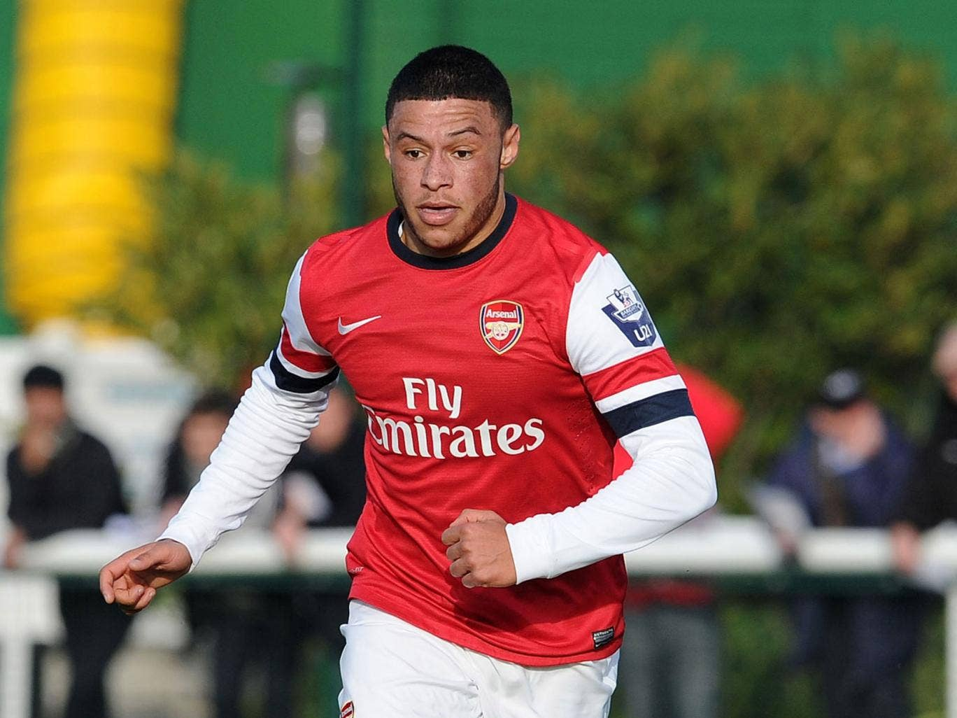 Alex Oxlade-Chamberlain may start for first time in six months