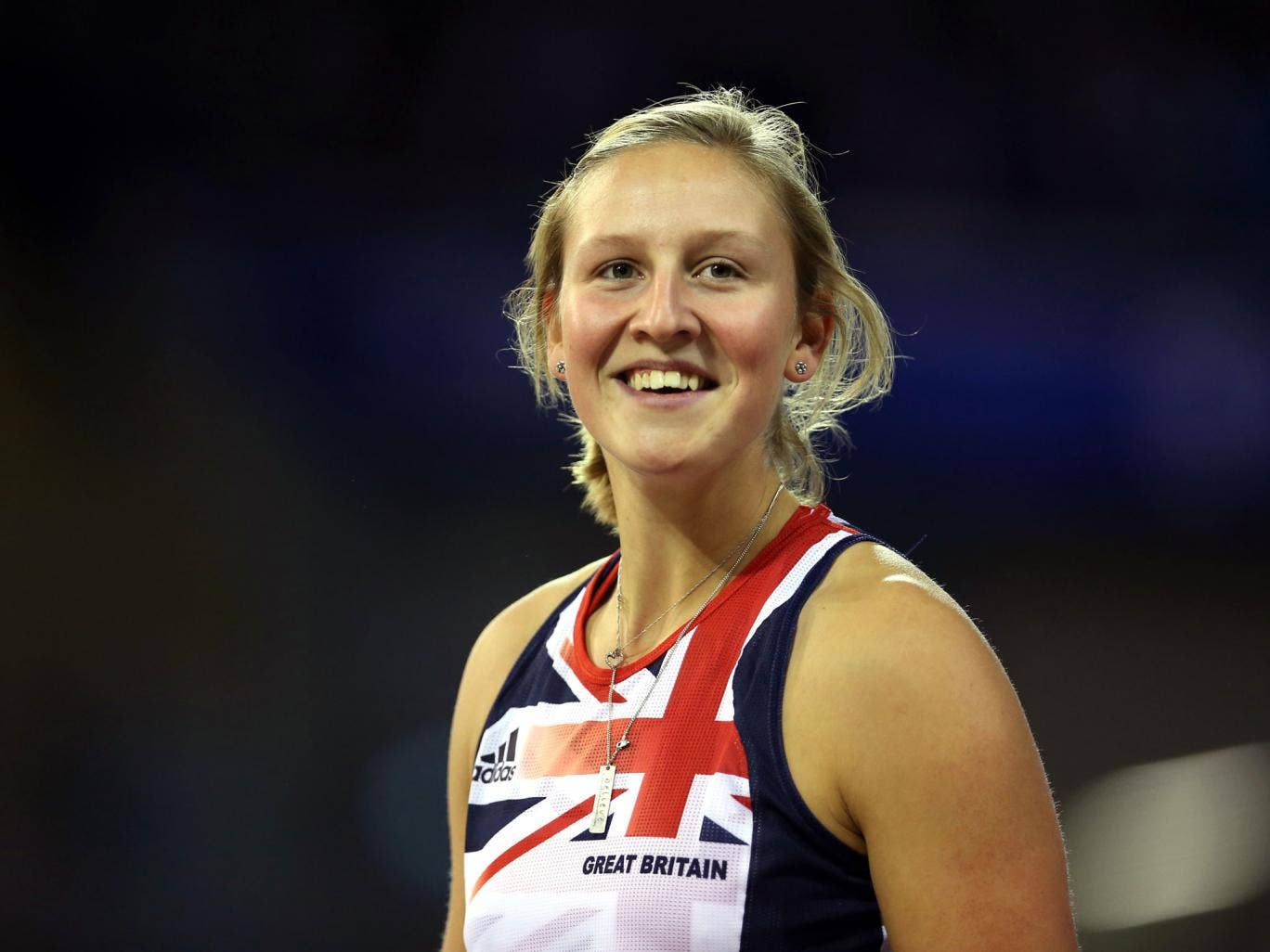Holly Bleasdale endured a miserable, injury-hit 2013