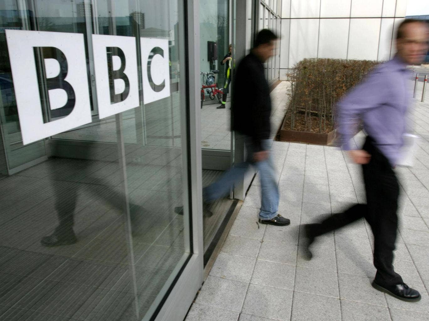 The BBC has been accused of a 'fudge' for the way it has handled the Rod McKenzie case