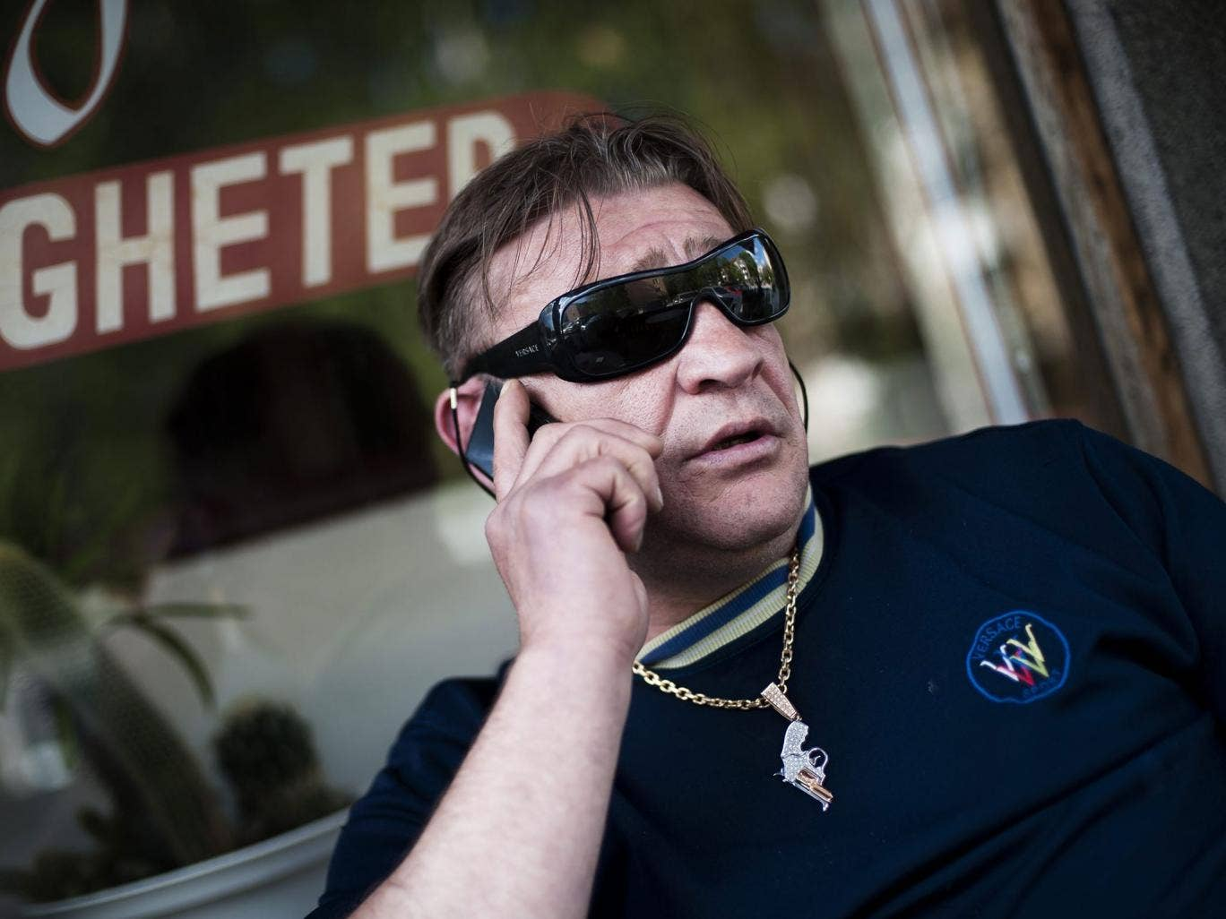Sex club owner Mille Markovic is believed to have made many enemies