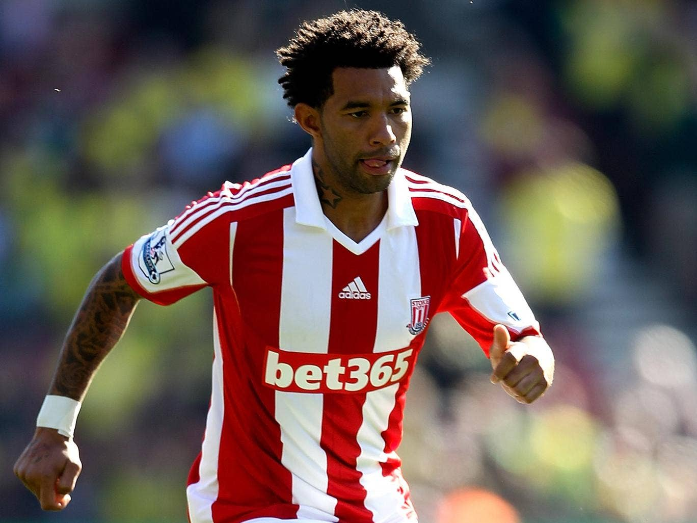 Jermaine Pennant has left Stoke with immediate effect, the club have confirmed