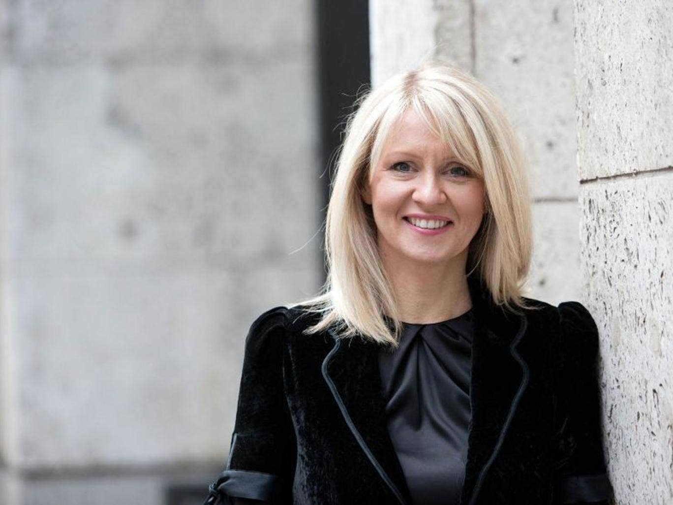 Esther McVey worked for Janet Street-Porter as a trainee ... making the tea and tidying the office