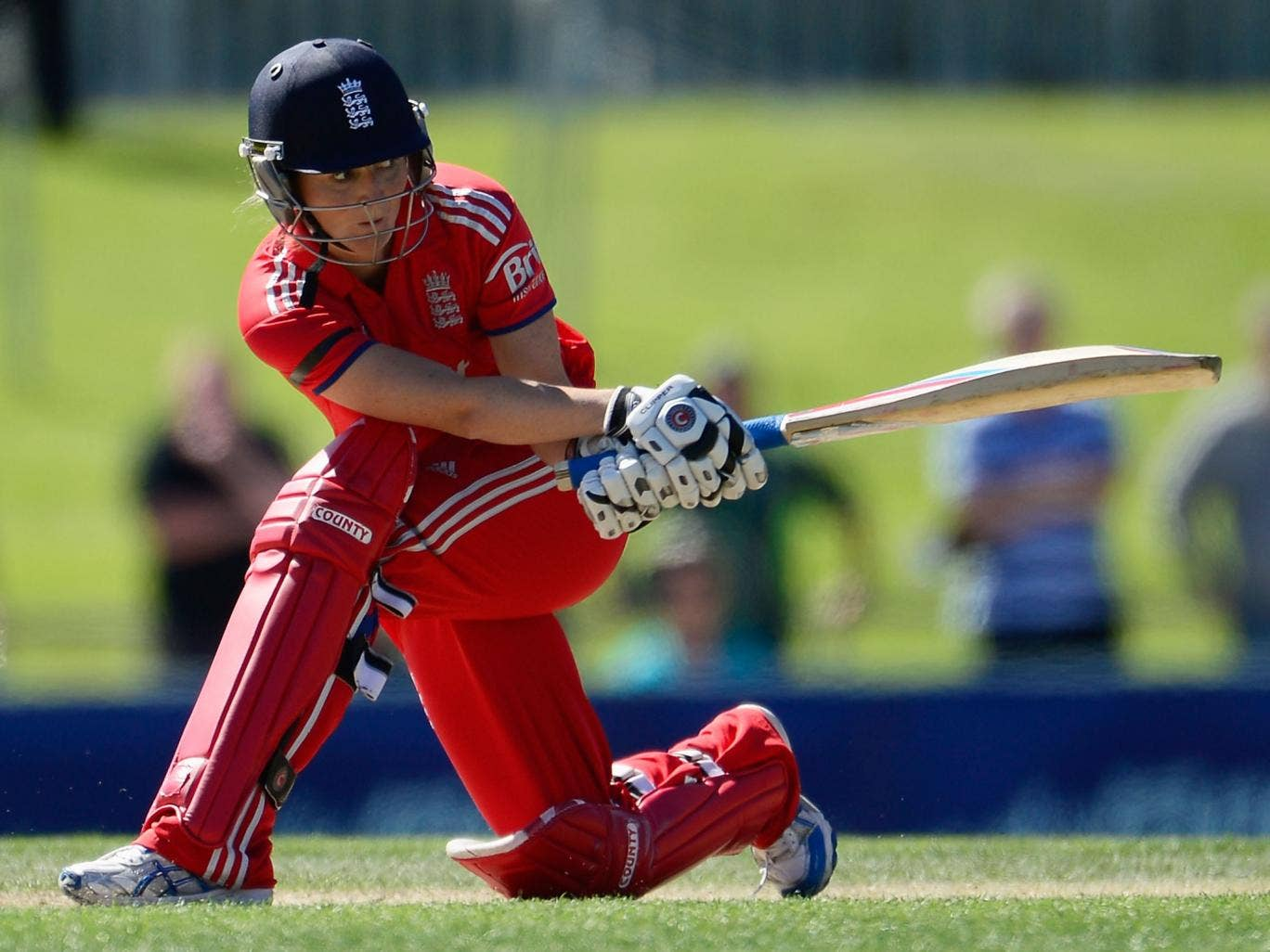 Charlotte Edwards is confident England will finish the job
