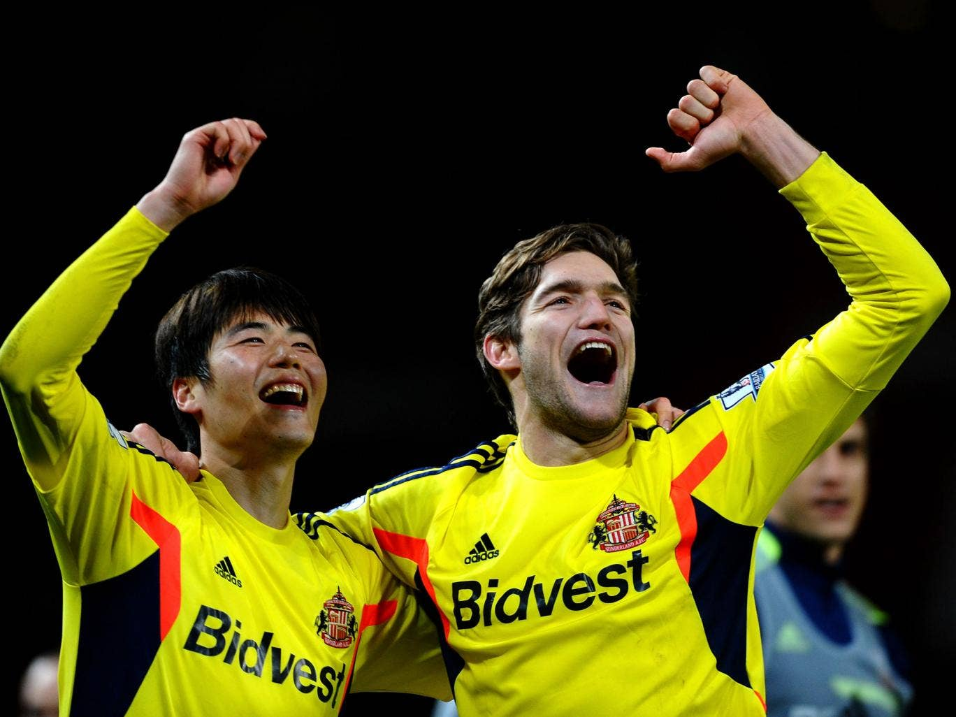 Marcos Alonso joined Sunderland