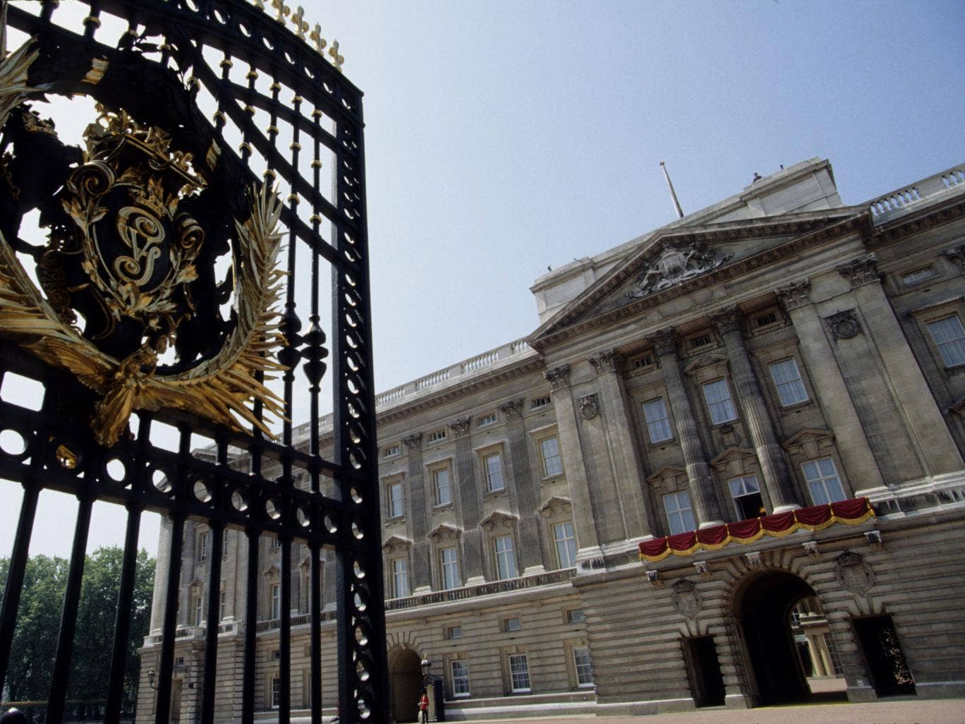 Buckingham Palace is not immune to Government policy of making money go further