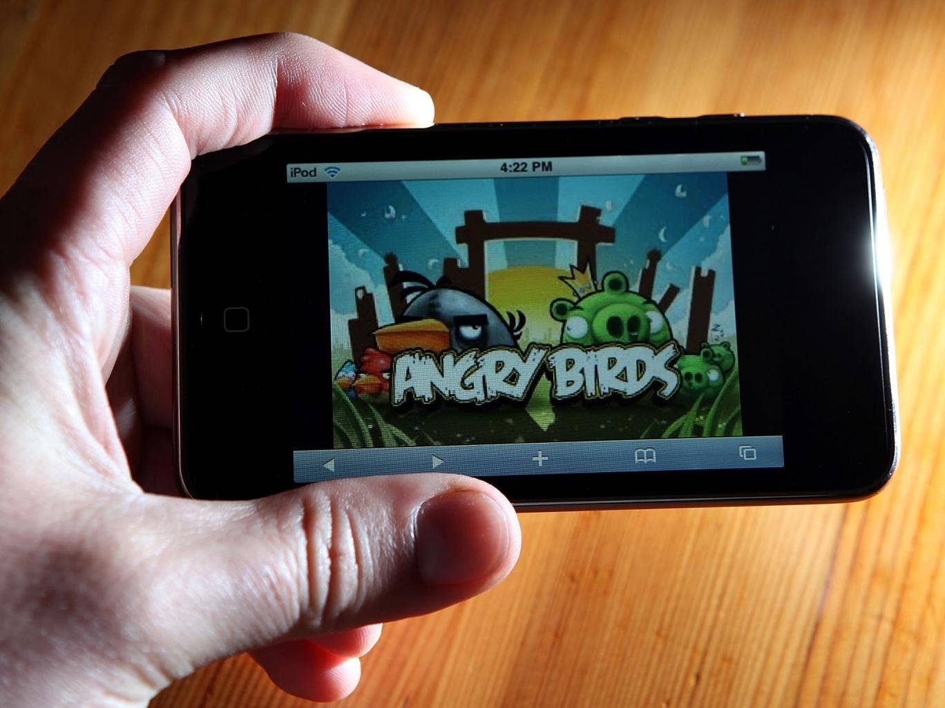'Angry Birds' and other mobile game users are reportedly leaving their personal information open to secret harvesting by government spies