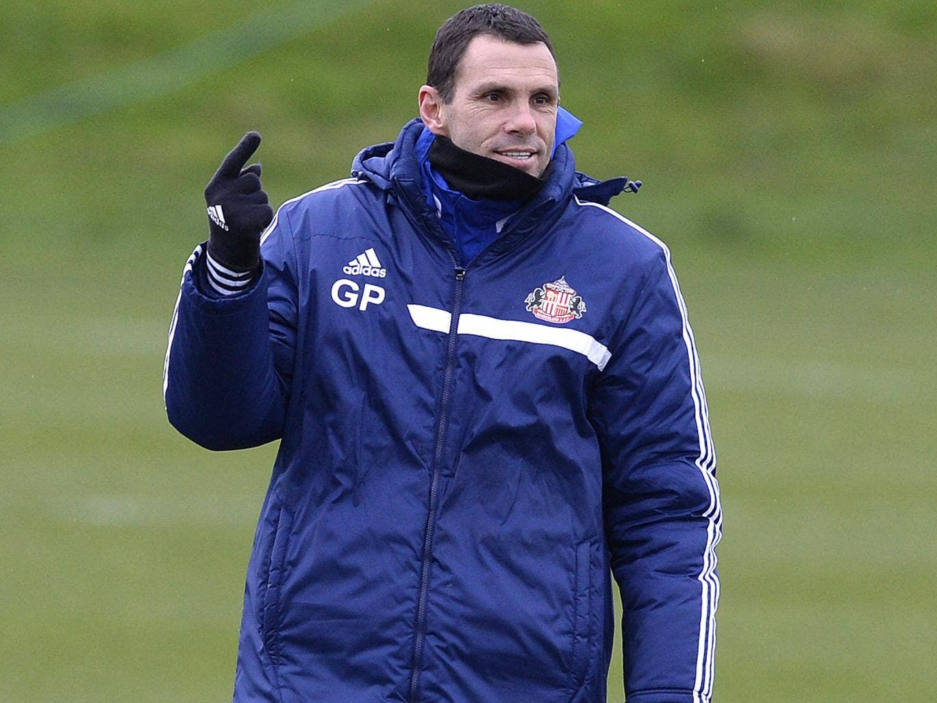 Gus Poyet hit out at Stoke's interest in Lee Cattermole and Steven Fletcher