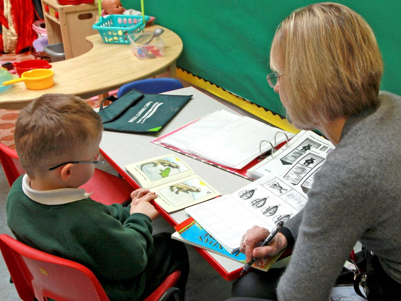 The reports suggests primary school teachers should be coached to give their pupils basic knowledge of how the employment world works
