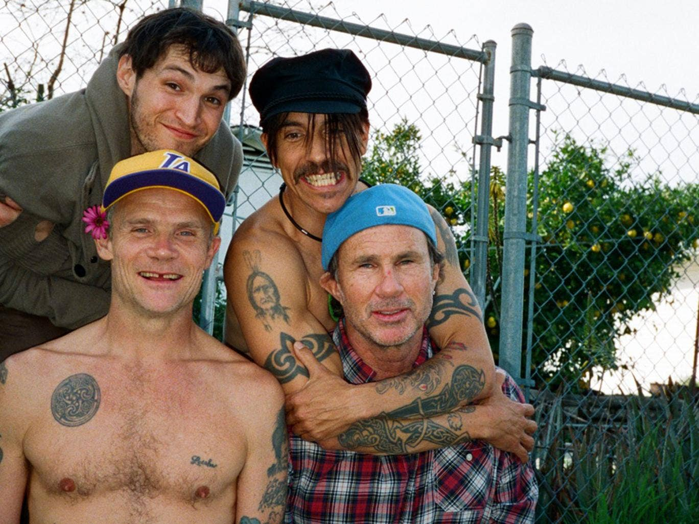 Red Hot Chili Peppers are headlining the Isle of Wight Festival 2014