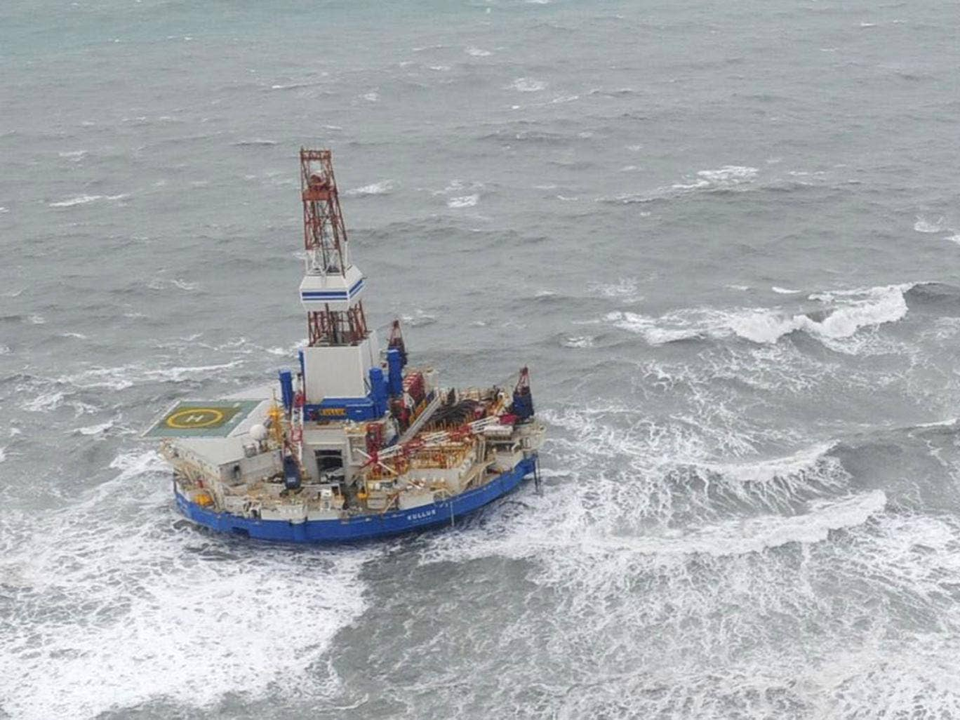Setting a course away from the Arctic: Shell is retreating in areas that have been a drain on the company
