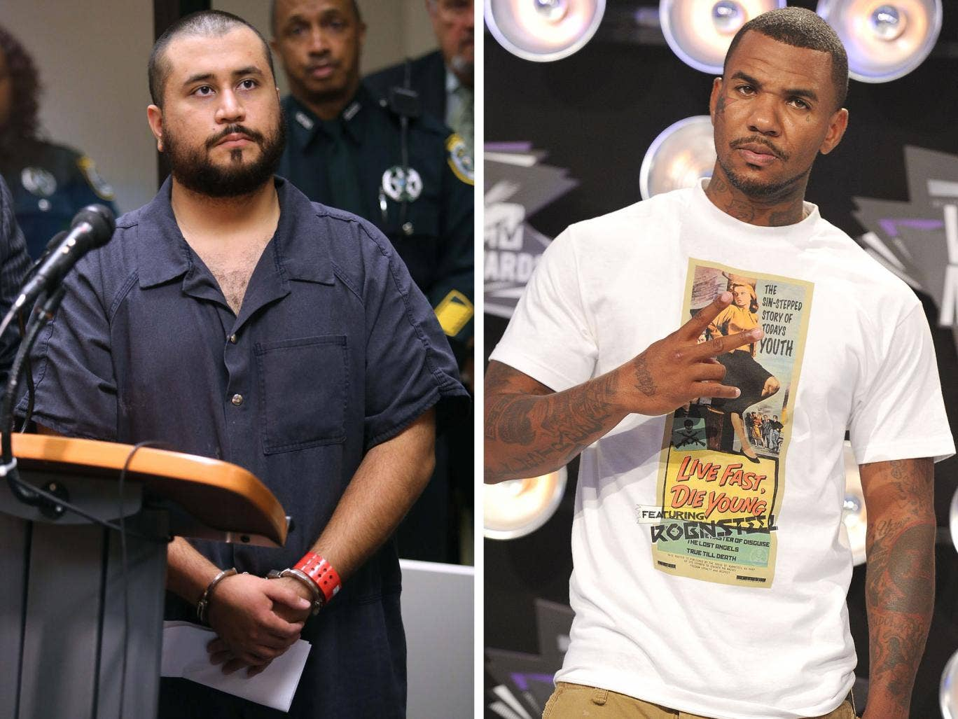 WTF: The Game Wants In For Celebrity Fight, But How in the ...