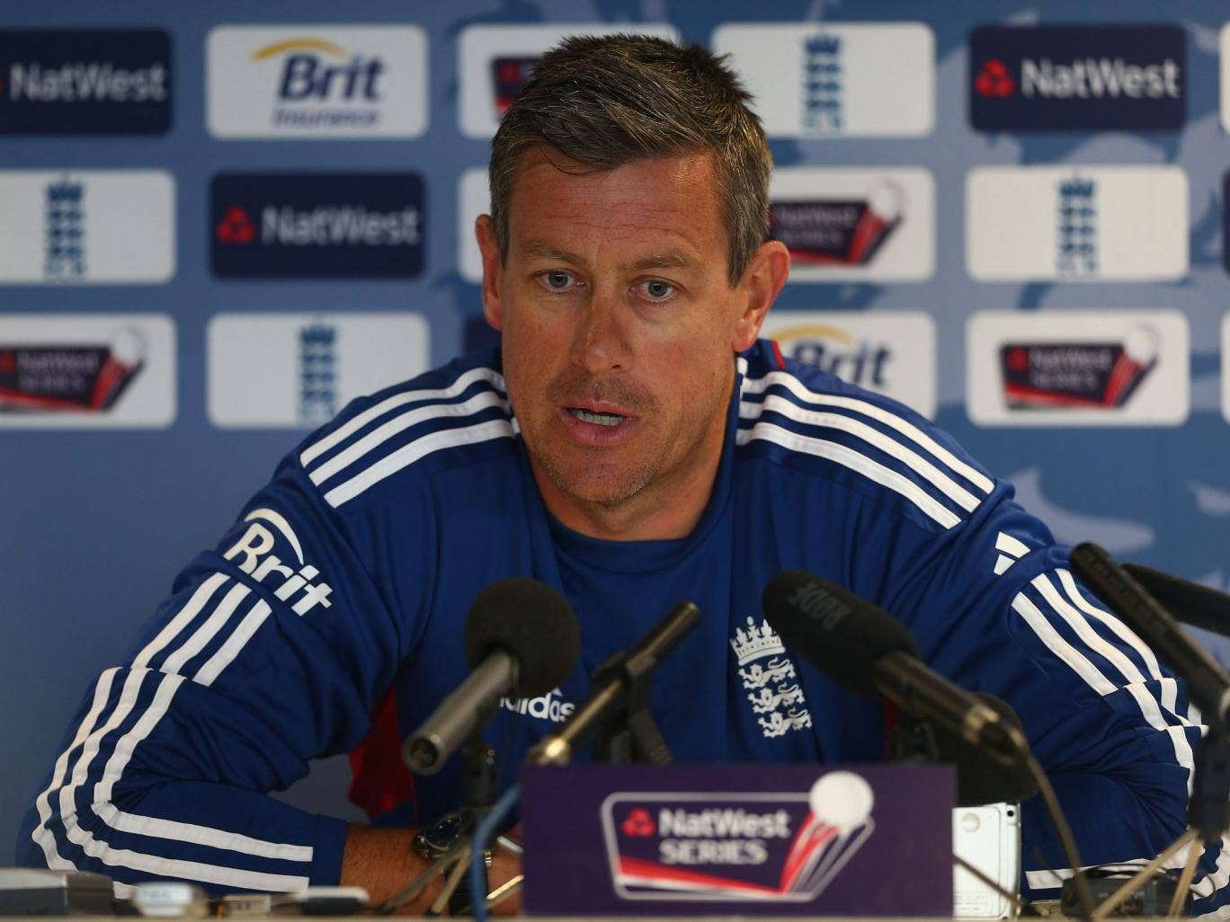 Ashley Giles (Odds: Evens) Age 40 Nationality English Experience Ex-England player; Warwickshire coach; now England limited-overs head coach