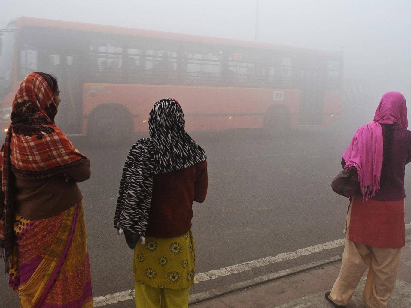 Anecdotal reports suggest this year has been one of the worst winters in Delhi for air quality and smog
