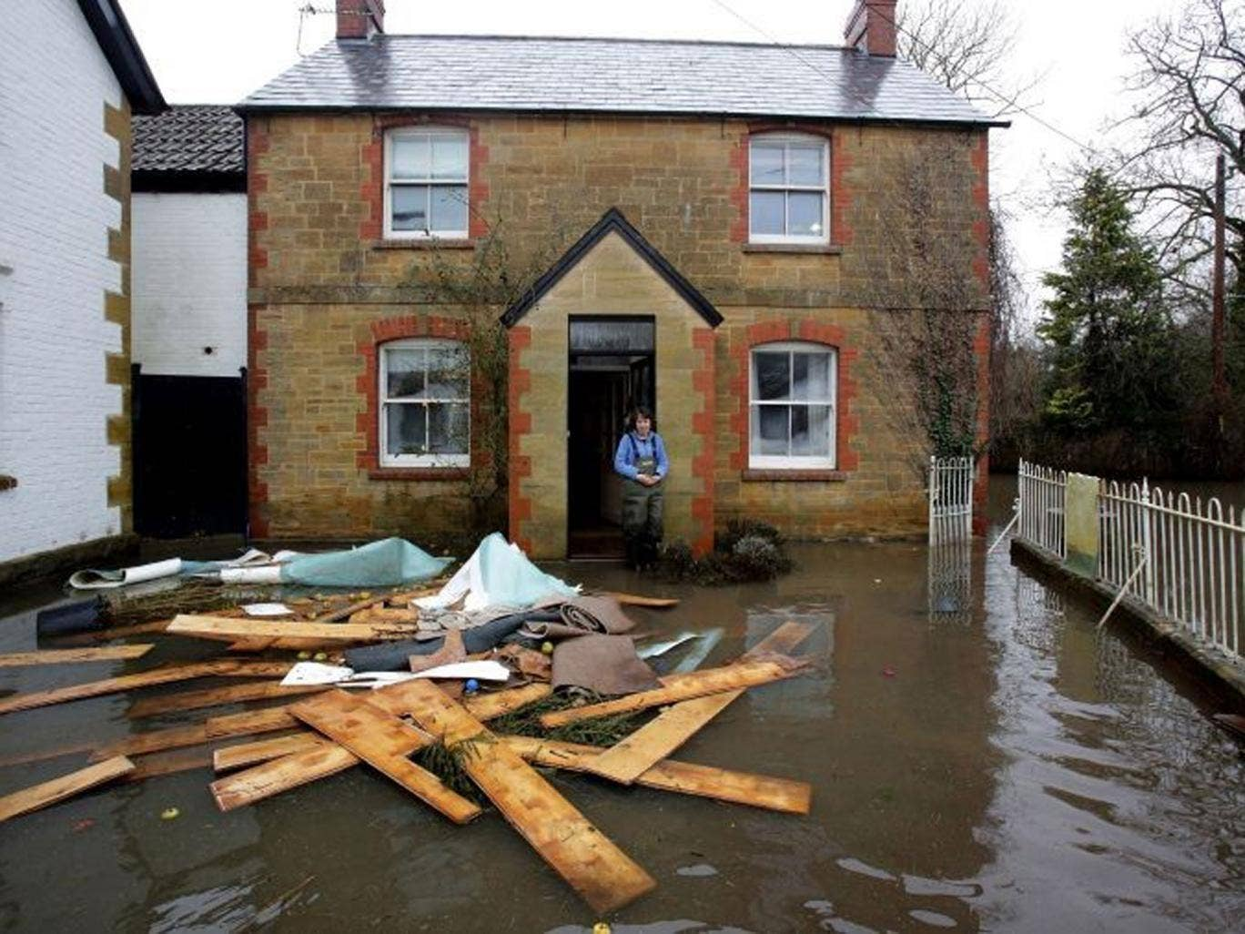 Water torture: If valuable possessions are damaged or washed away in a flood, will your insurer honour your claim in the way you want?