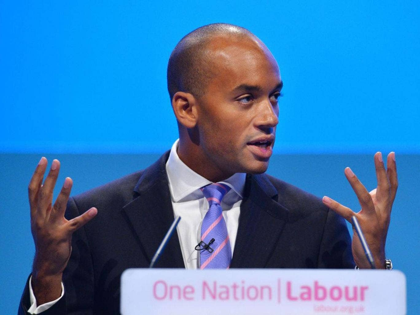 Chuka Umunna is a future contender for the Labour party leadership