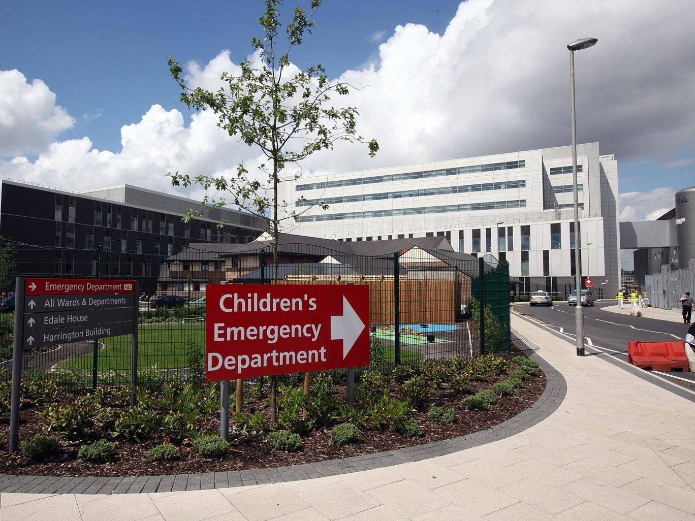Thomas was transferred to the Royal Manchester Children's Hospital, where he died from his injuries.