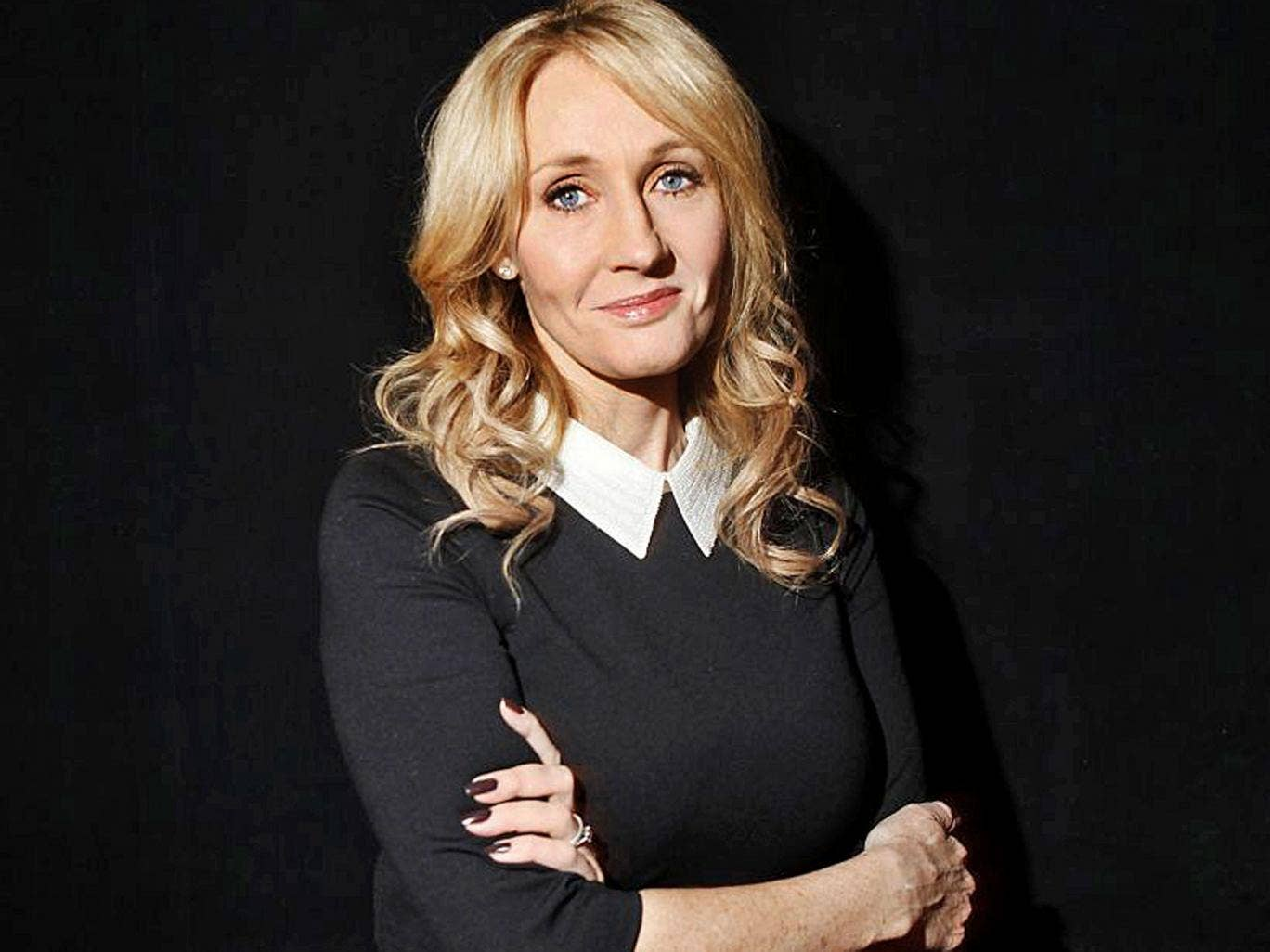 JK Rowling has attacked phone-hacking in her new novel after suffering press intrusion herself