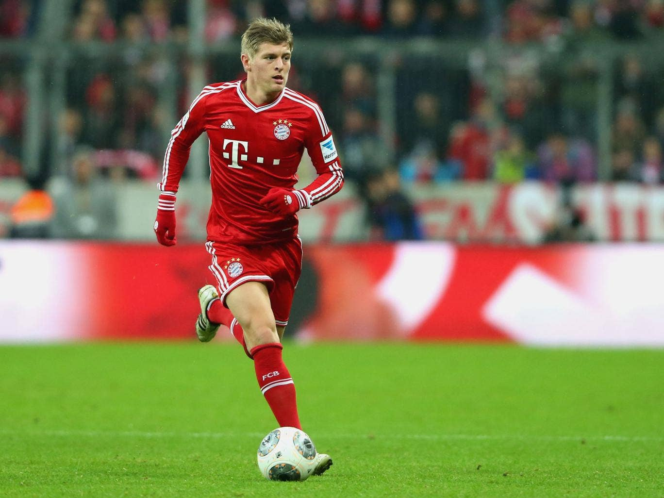 Toni Kroos has been linked with a Bayern Munich exit after talks between the midfielder and the club broke down