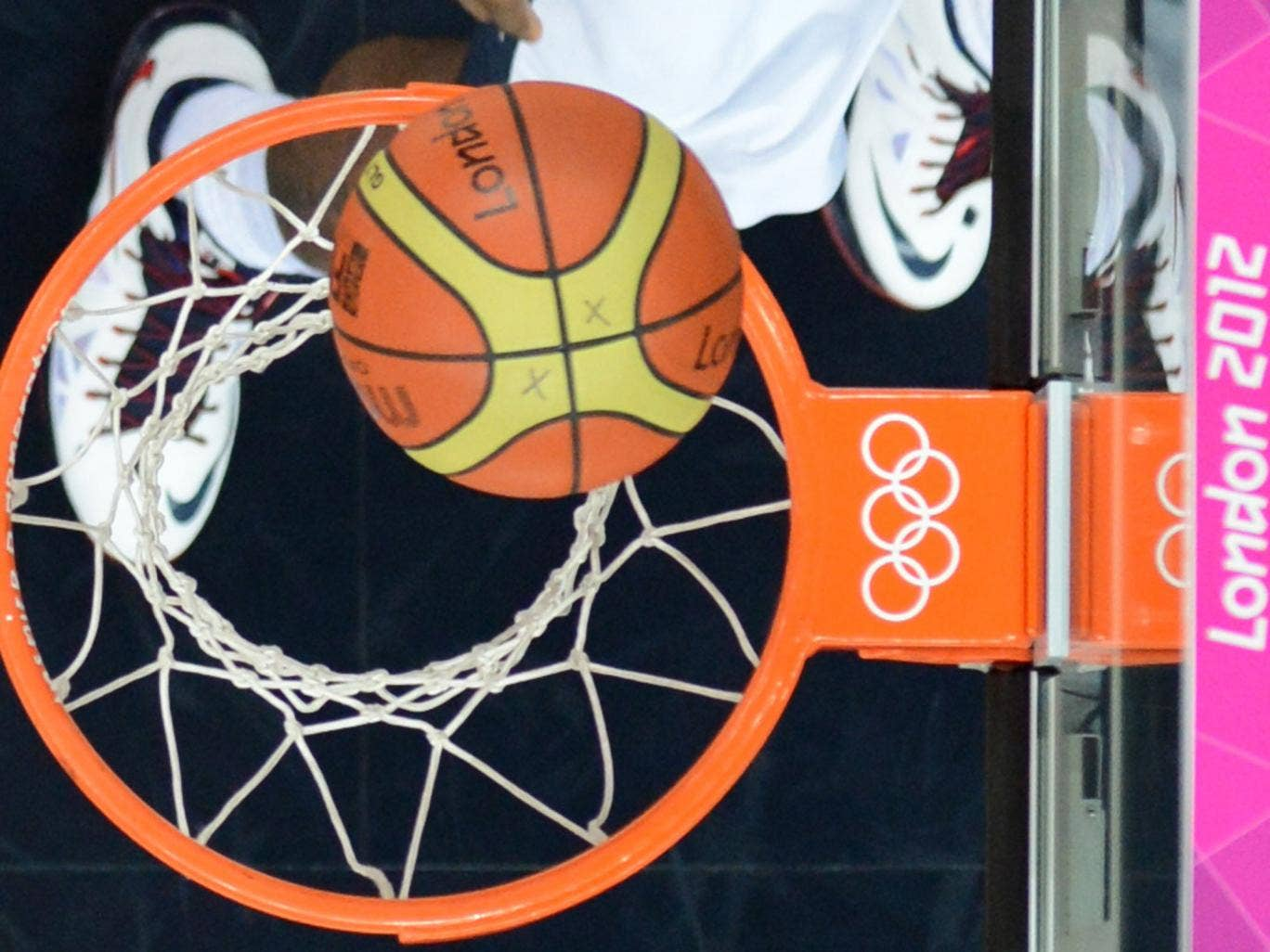 Basketball at London 2012
