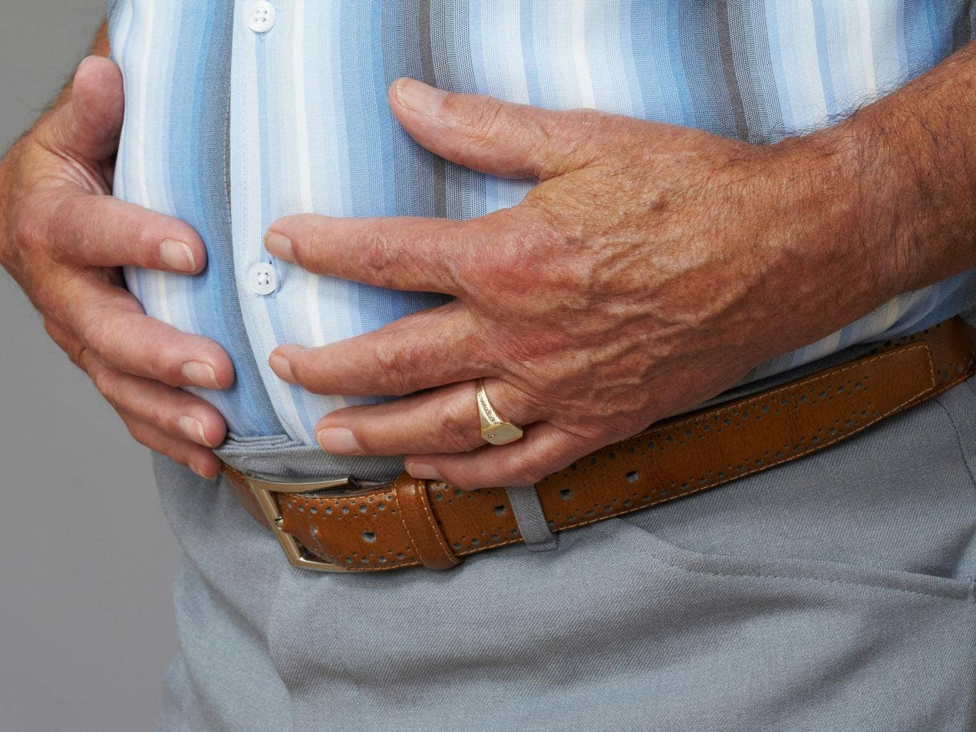 Three-quarters of people in some parts of England are obese or overweight, a new shocking new league table of the country's fattest towns and cities has revealed.
