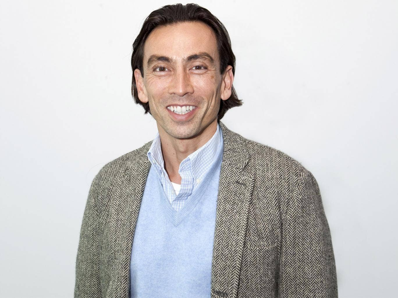 Jason Gissing helped turn Ocado into one of the country's greenest firms