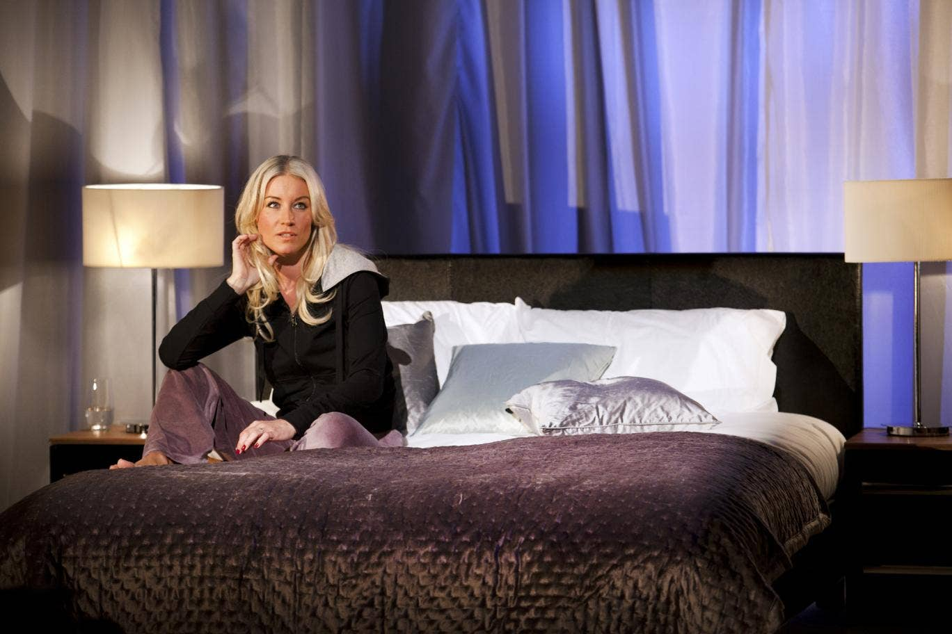 Denise Van Outen in 'Some Girl I Used to Know'