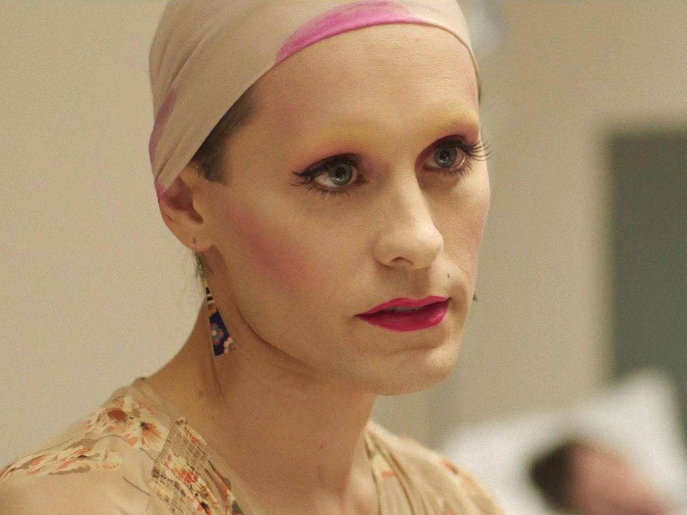 Jared Leto has been nominated for a Best Supporting Actor Oscar for his role as Rayon in Dallas Buyers Club