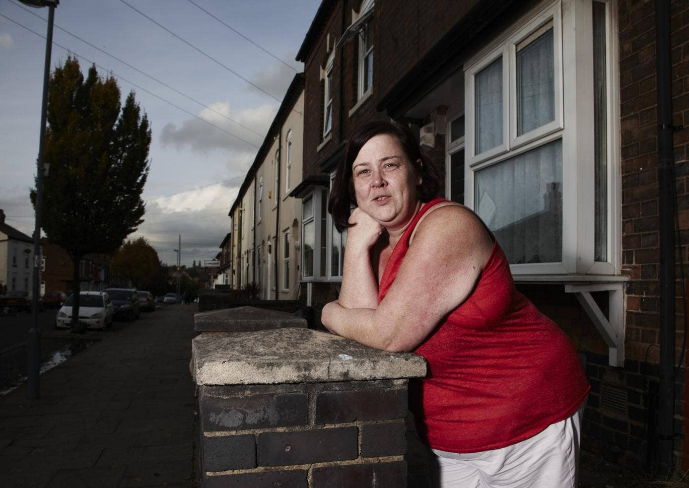 Residents of James Turner Street such as White Dee will have a chance to share their experiences of benefits on a Channel 4 spin-off show