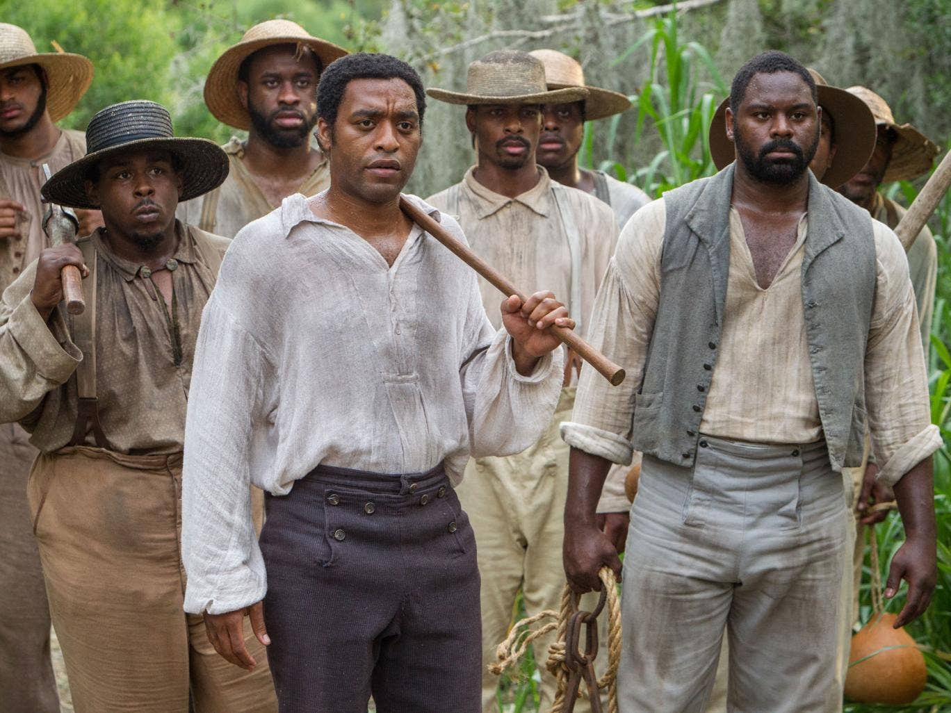12 Years A Slave will be shown to Indian audiences without edits after the censor board allowed full-frontal nudity shots to remain