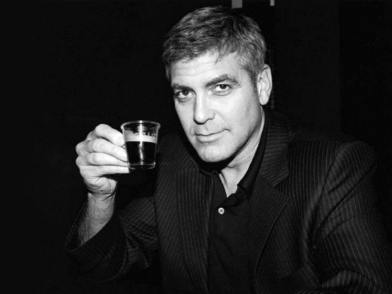 Pod cast: George Clooney has been appearing in adverts for Nespresso coffeemakers
