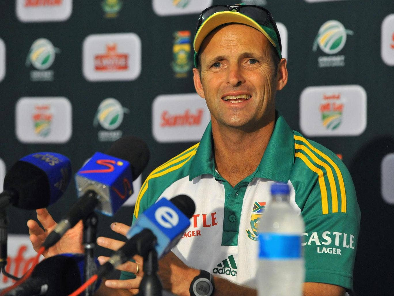 Gary Kirsten stood down as South Africa head coach last year
