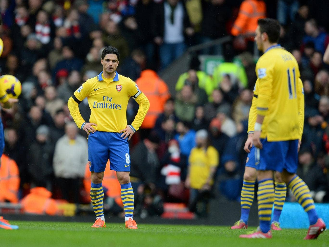 Mikel Arteta could be allowed to leave Arsenal in the next few weeks
