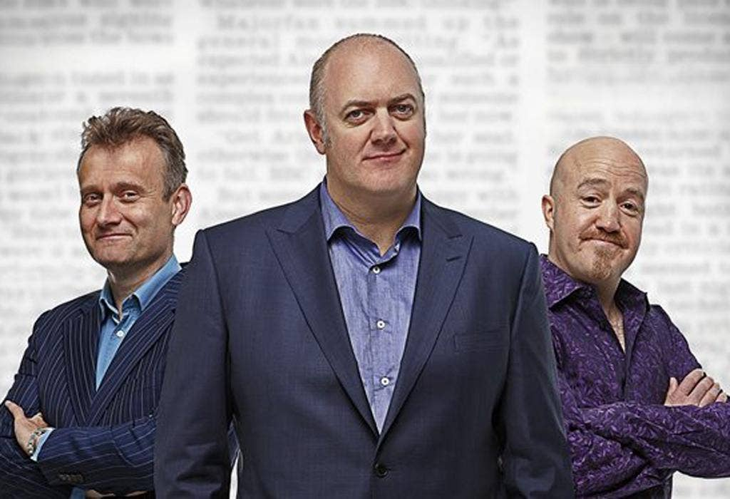 Mock The Week has been singled out as one of the worst offenders