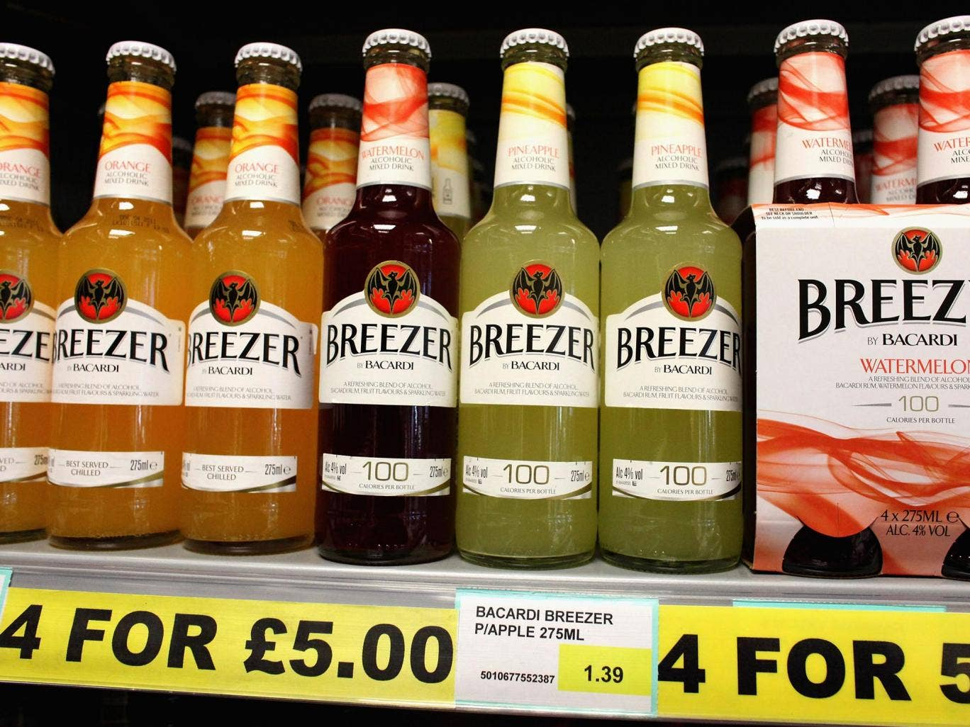 A change in alcohol pricing could save hundreds of lives each year