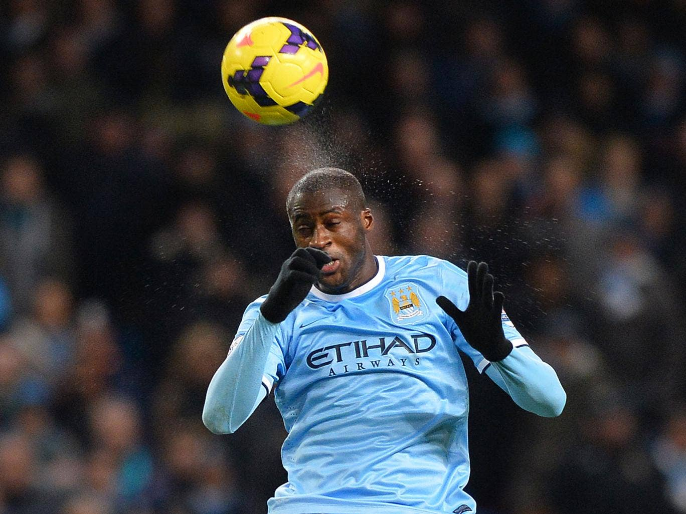 Yaya Toure could face further disciplinary action after he appeared to kick out at Norwich forward Ricky van Wolfswinkel