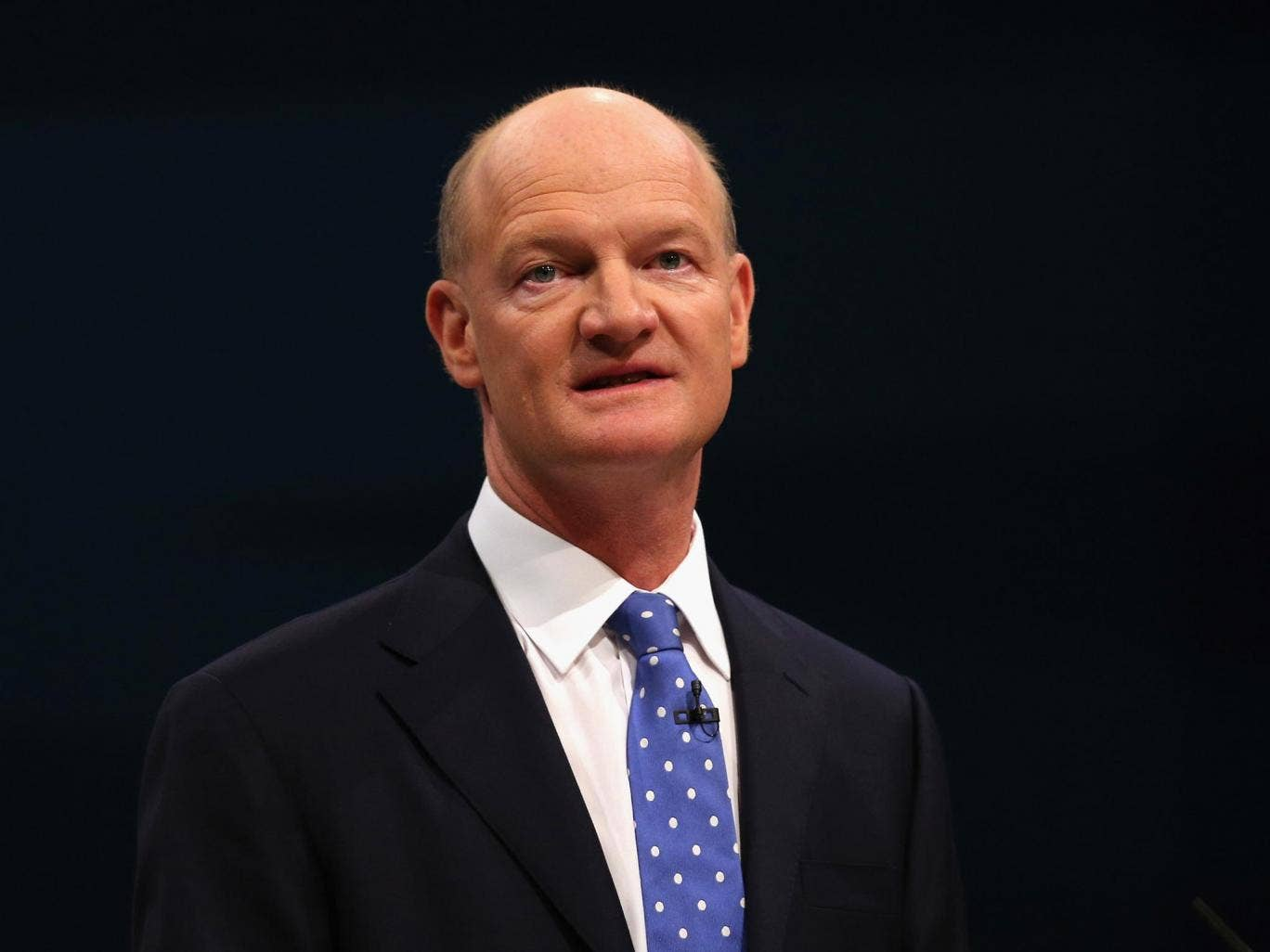 """Universities Minister David Willetts (pictured) and Business Secretary Vince Cable said they were """"concerned"""" about the salaries of top management at universities"""