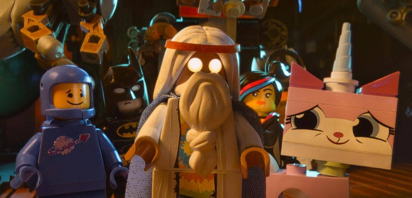 """A scene from """"The Lego Movie"""""""