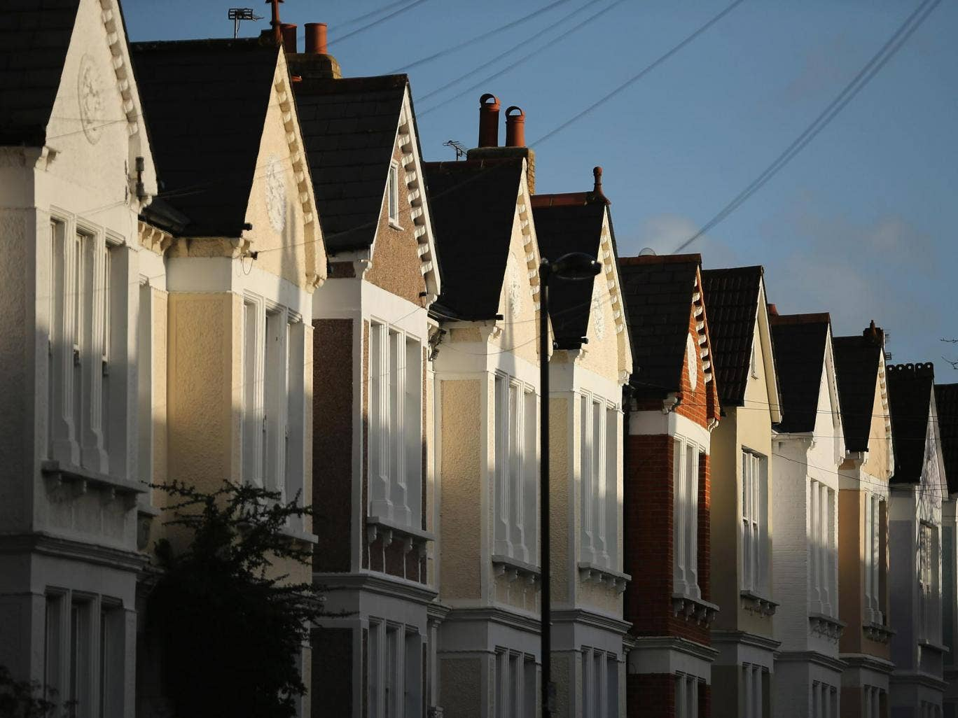 The gap between wages and property prices continues to widen