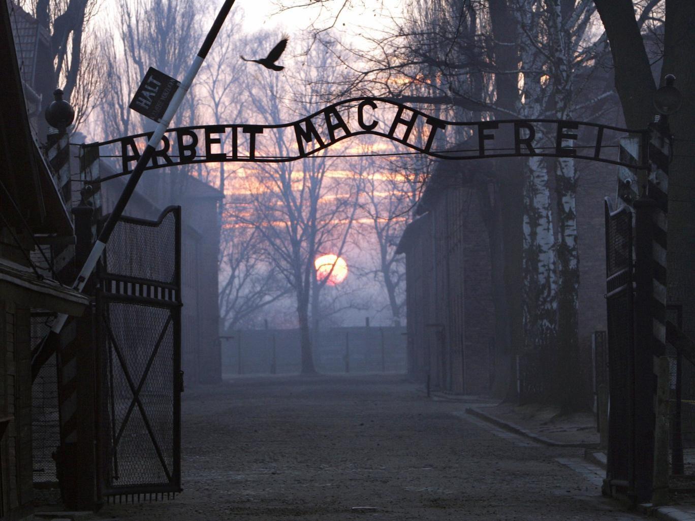 At least 1.1million prisoners died at Auschwitz between 1942 and 1944, around 90 percent of them were Jewish.