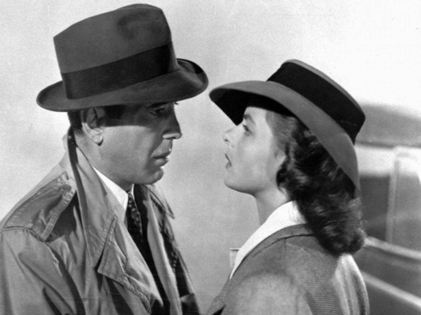 Casablanca crackles with wit, style and plenty of erotic energy