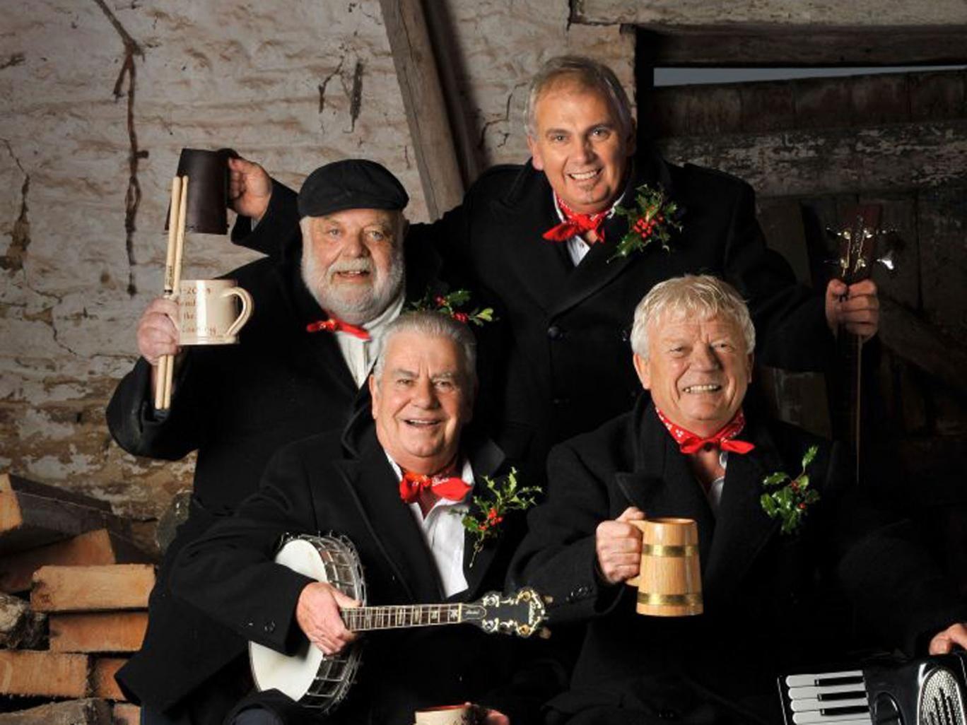 The Wurzels, folk quartet