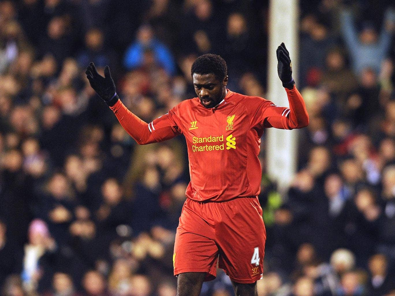 Liverpool escaped with a dramatic win at Fulham – despite Kolo Touré's comical own goal