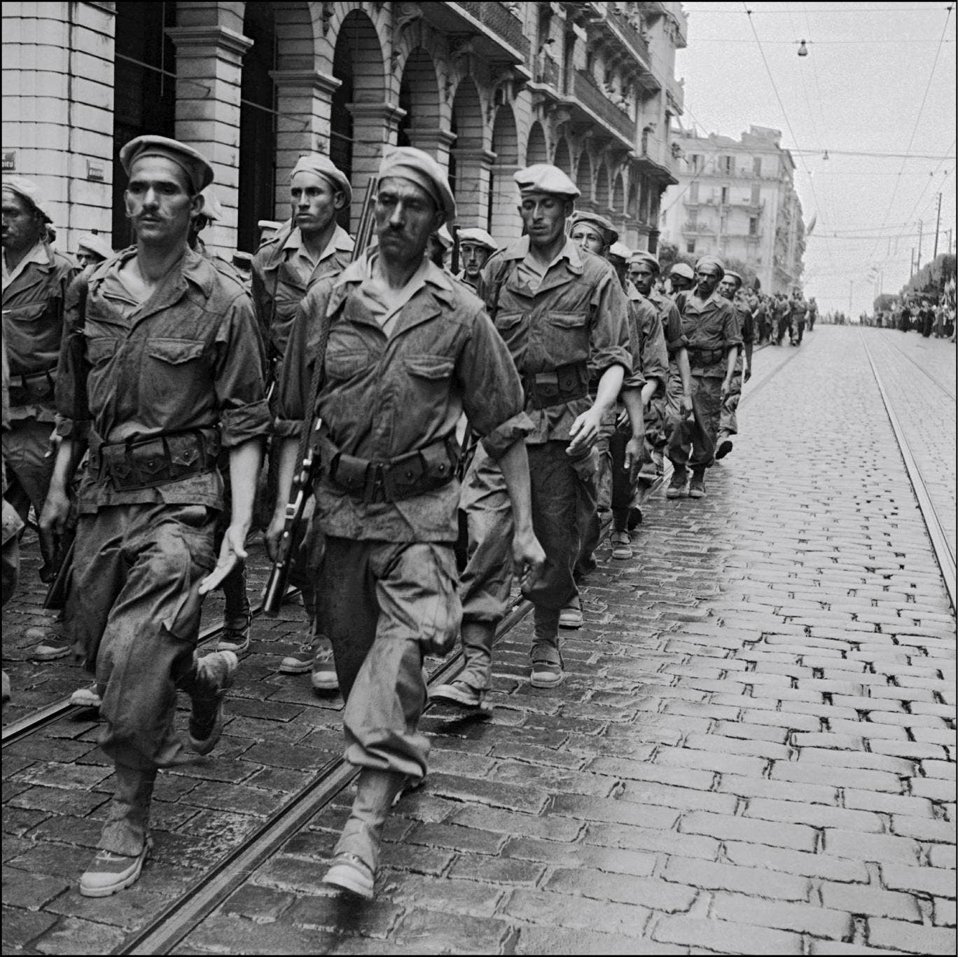 Back from the colonies: Anselme's story of post-combat stress was largely ignored in 1957 France