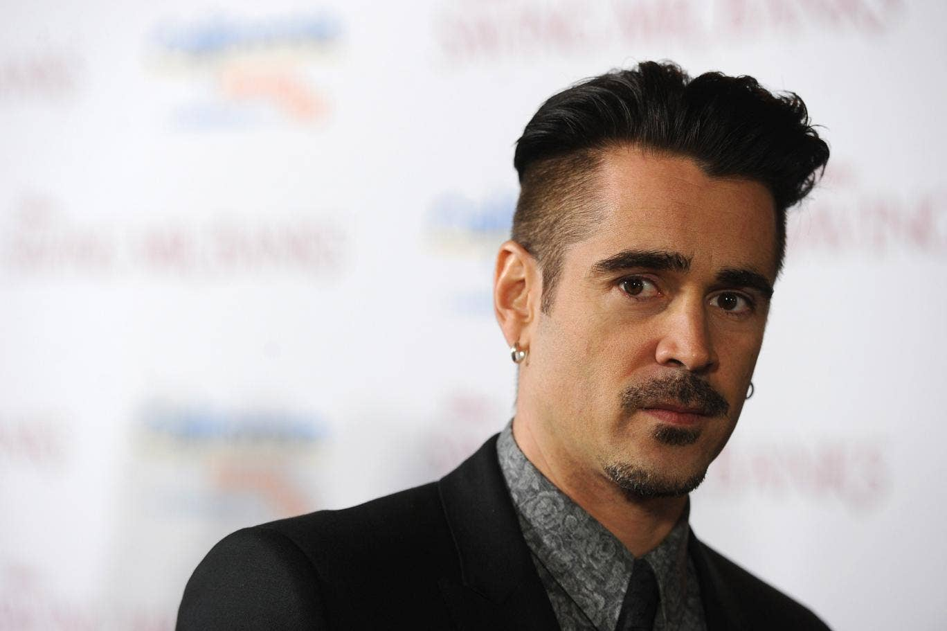 Colin Farrell says he is less interested in playing the alpha-male now