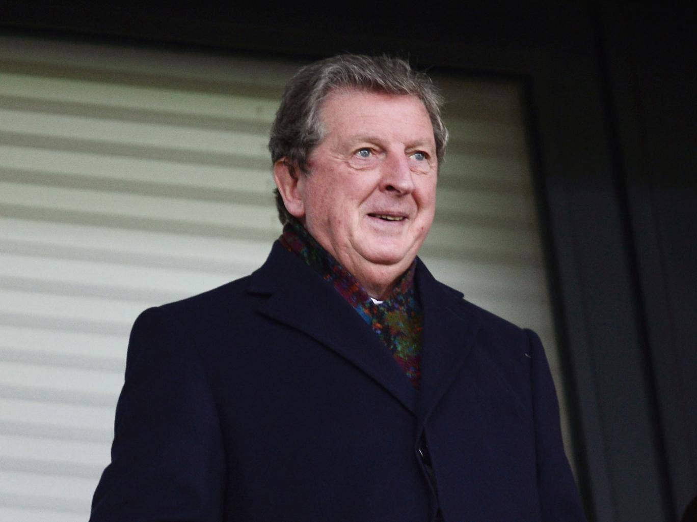 Roy Hodgson is said to have a 'nasty side to him too' according to his assistant manager Ray Lewington