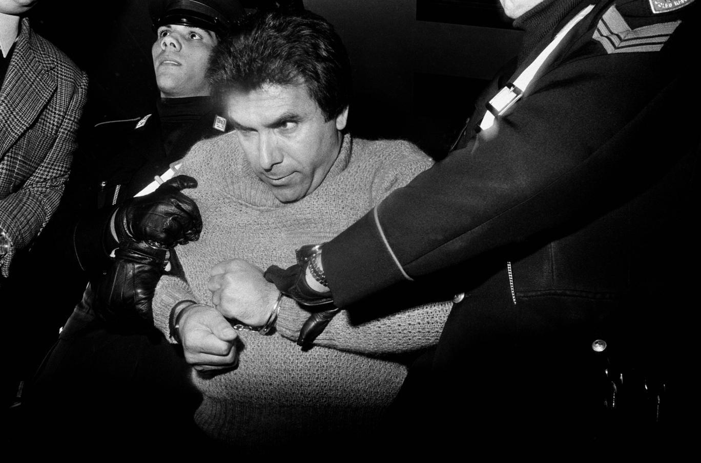 Palermo, 1980: The capture of Mafia godfather Leoluca Bagarella